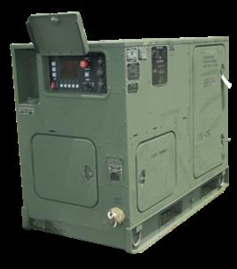 MEP-1050 AMMPS 15kw Generator